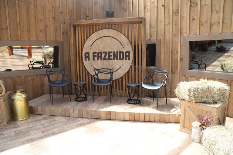Conheça a nova sede da 'A Fazenda 11'