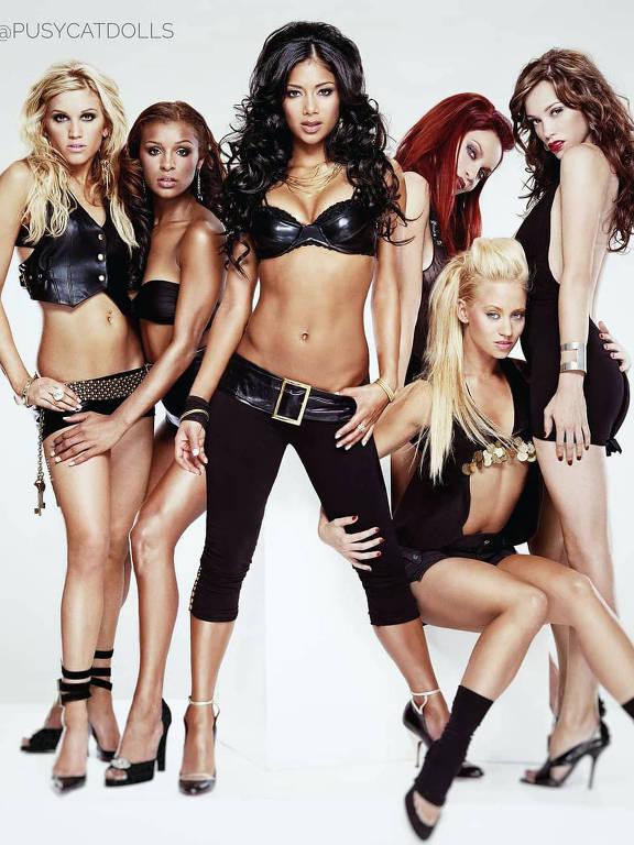 Nicole Scherzinger, Carmit Bachar, Ashley Roberts, Jessica Sutta, Melody Thornton e Kimberly Wyatt