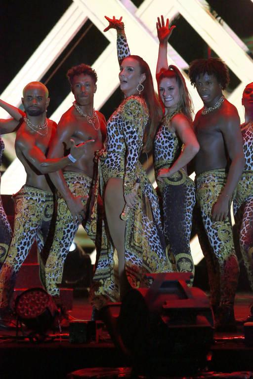 Ivete Sangalo no Salvador Fest