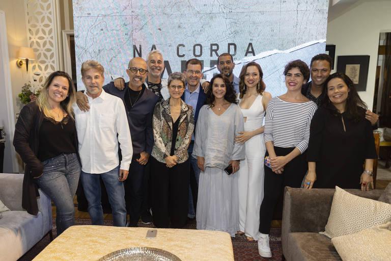 Novela portuguesa  'Na Corda Bamba'