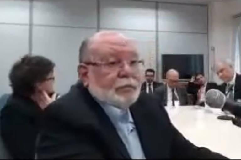 Empreiteiro Leo Pinheiro quer fazer home office após deixar a prisão