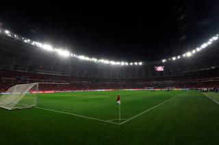 Copa Libertadores - Quarter Final - Second Leg - Internacional v Flamengo