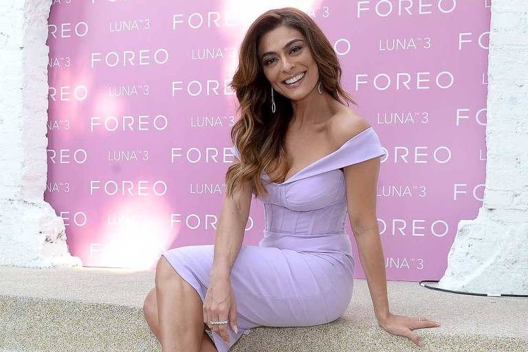 Juliana Paes diz que evita locais cheios devido a assédio após sucesso de 'A Dona do Pedaço'