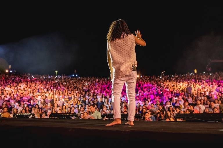 Veja fotos de espetáculo do grupo israelense Koolulam