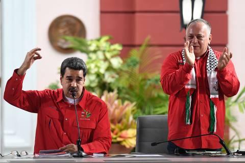 Ala olavista passa a apoiar anistia a Maduro por mudança na Venezuela