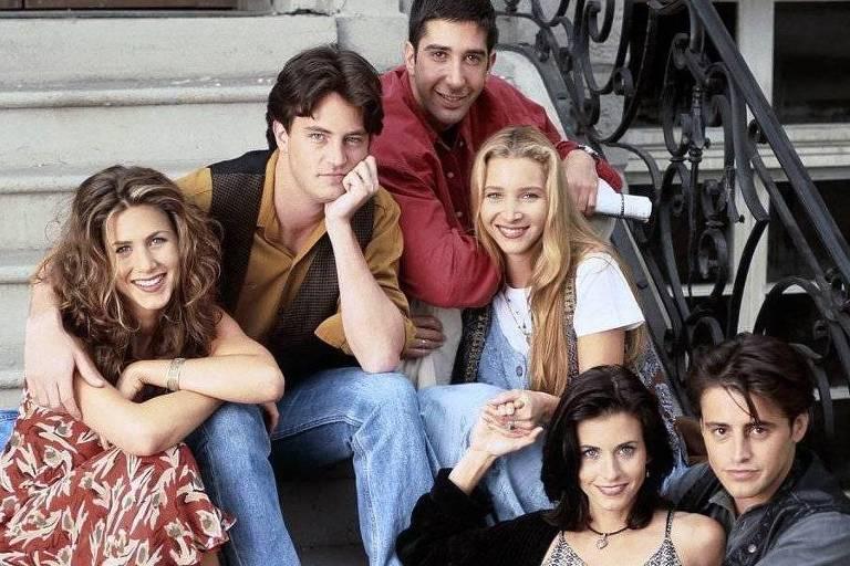 """""""Friends"""", da Warner"""