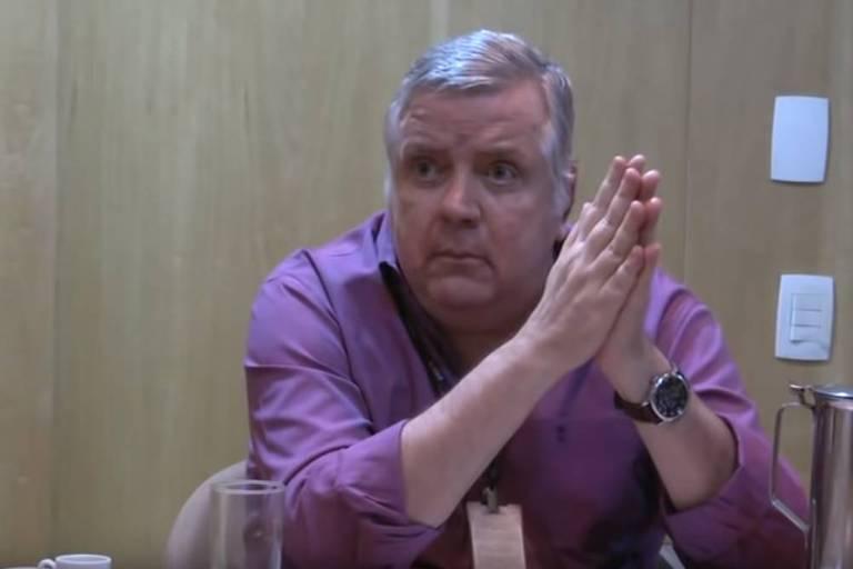Henrique Valladares, ex-vice-presidente da Odebrecht, ao depor em delação