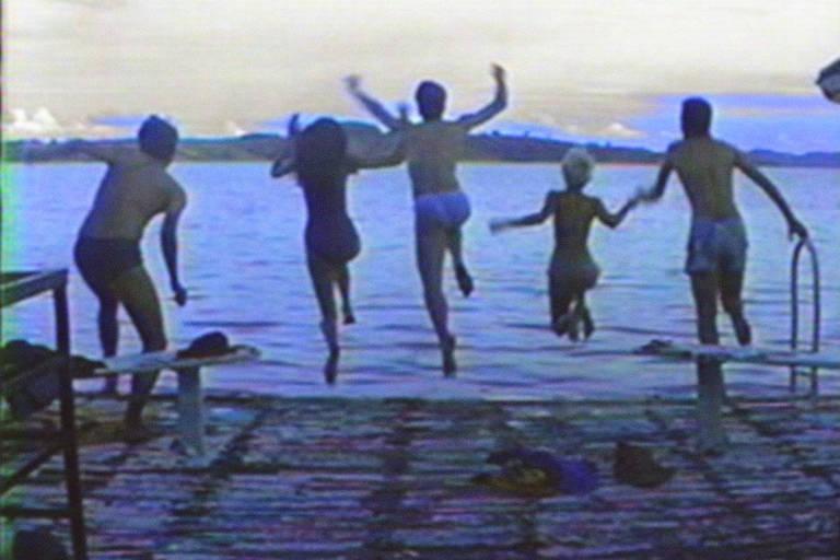 """Cena do filme """"Os Jovens Baumann"""""""