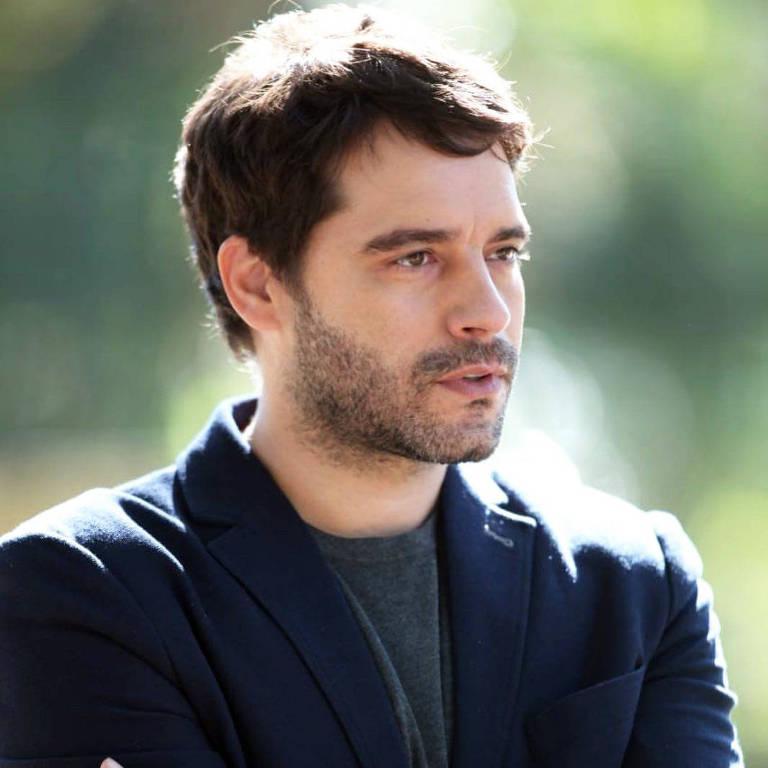 """O ator Guilherme Winter dá vida a Lima em """"Topíssima"""""""