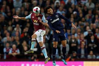 Premier League - Aston Villa v West Ham United