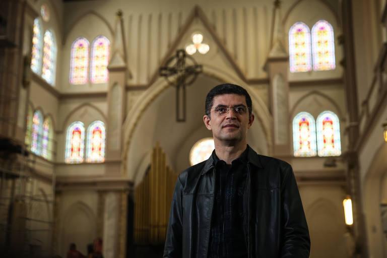 Pastor Valdinei Ferreira, líder da Primeira Igreja Presbiteriana Independente de São Paulo
