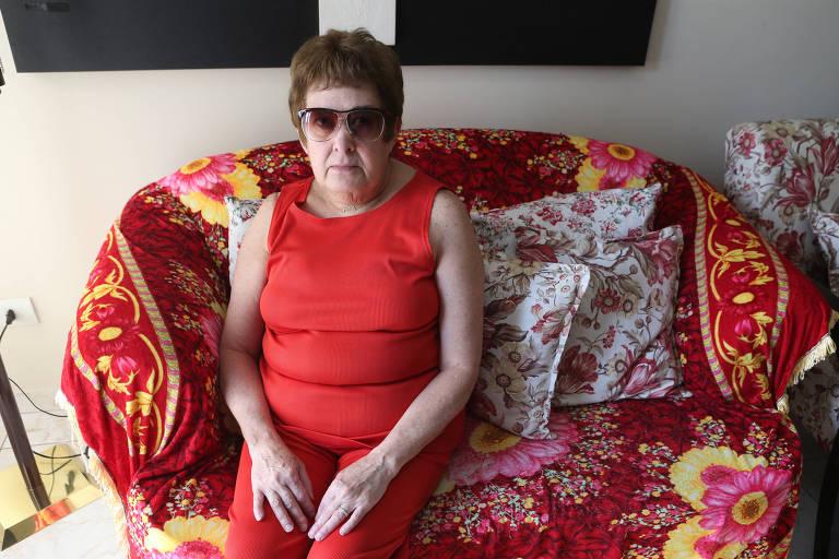 A leitora Vera Lucia Bezerra Ferreira da Silva, 70 anos, tenta há meses marcar uma consulta com um especialista em glaucoma no Iamspe e afirma que seu tratamento já deveria ter começado