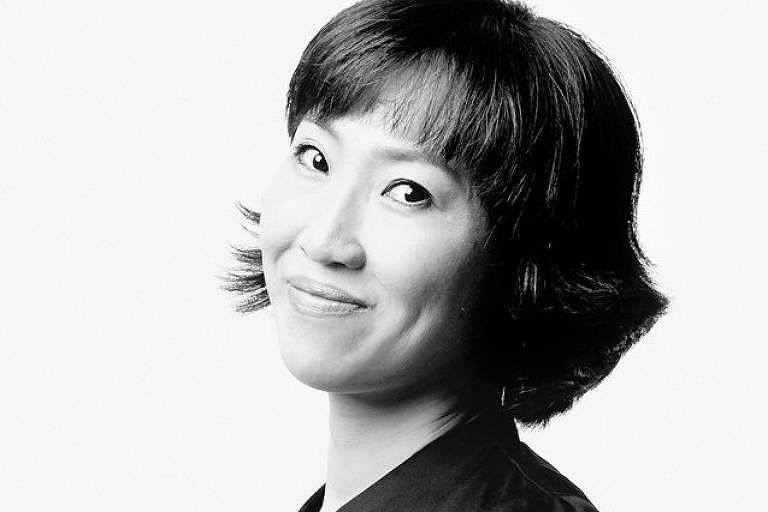 A escritora You-Jeong Jeong