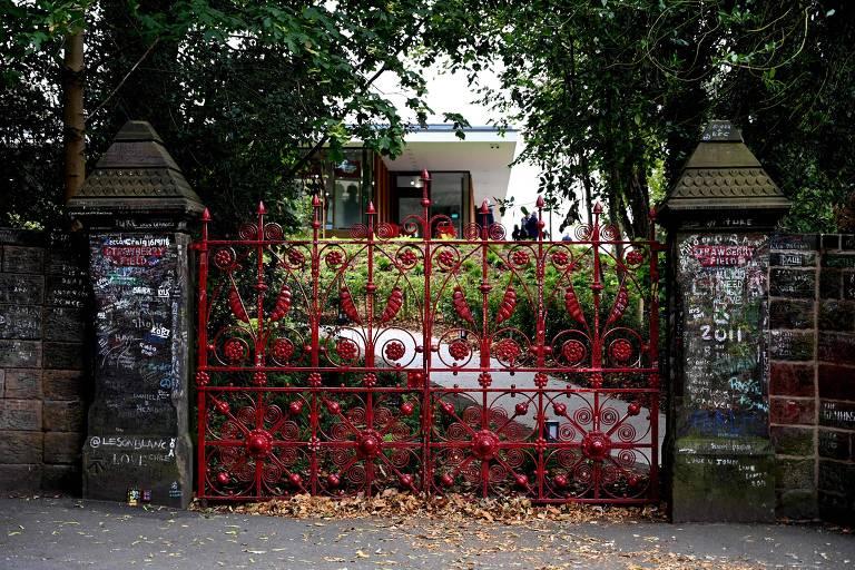 'Strawberry Fields': Jardim secreto de John Lennon é aberto aos fãs