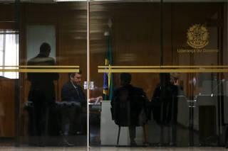 PF / FERNANDO COELHO / SENADO / LIDERANCA DO GOVERNO