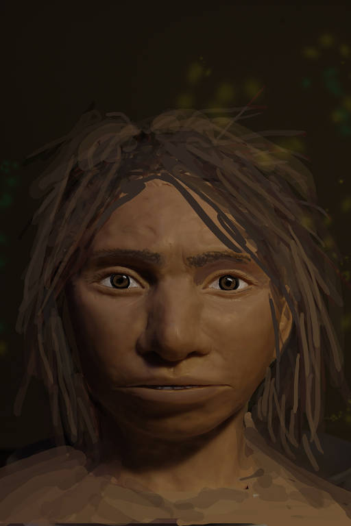 Retrato falado dos denisovanos