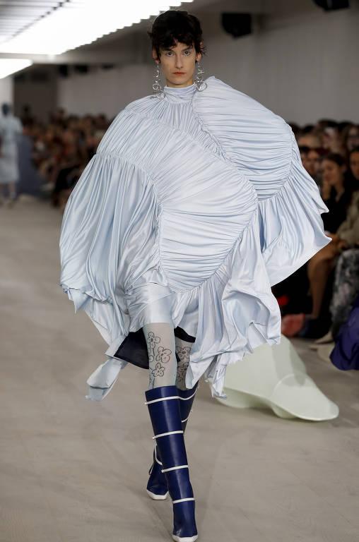Veja imagens da Semana de Moda de Londres
