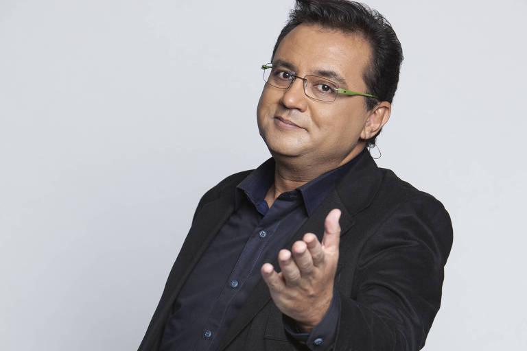 Geraldo Luís assume comando do Balanço Geral SP