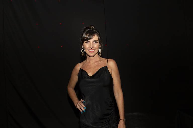 Glenda Kozlowski em premiação