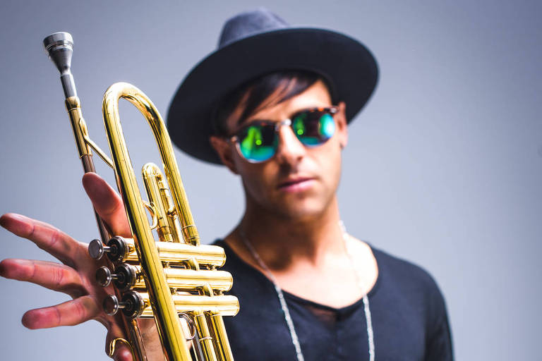 O músico e DJ Timmy Trumpet