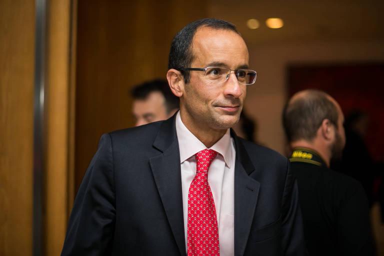 O delator Marcelo Odebrecht, ex-presidente da Odebrecht, em foto de 2014