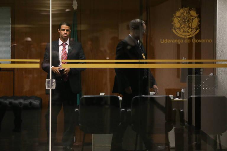 PF faz operação de busca e apreensão no gabinete da liderança do governo no Senado, cargo ocupado por Fernando Bezerra Coelho (MDB-PE)