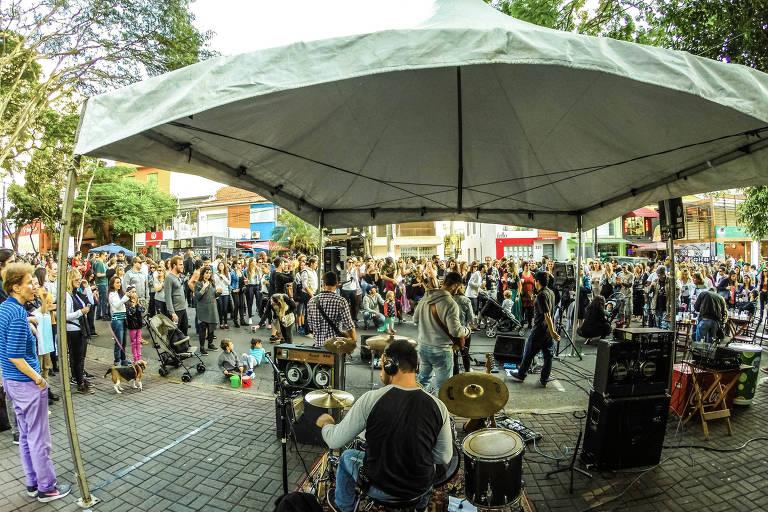 Edição passada do Festival Pinheiros