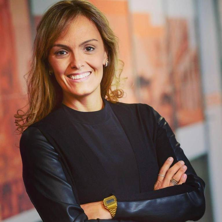 Loraine Ricino, diretora de marketing da Gol