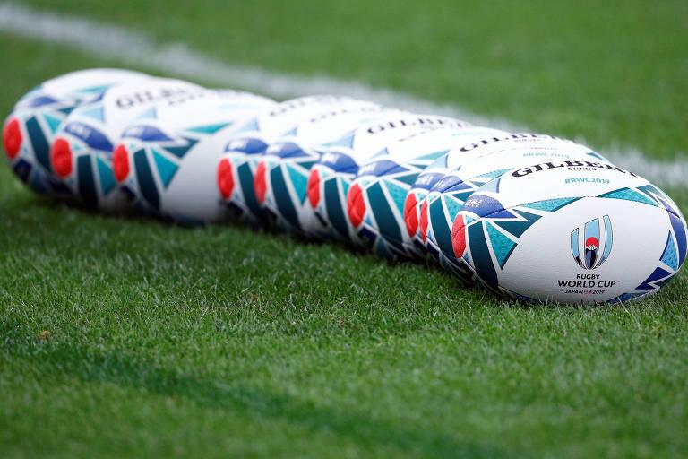Copa do Mundo de rúgbi começou nesta sexta-feira (20), no Japão, com o duelo entre os anfitriões e a seleção da Rússia