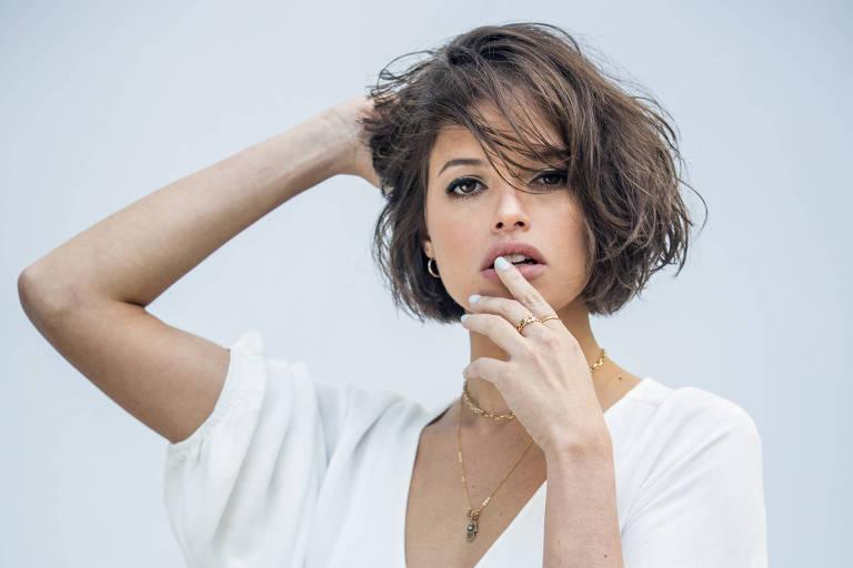 Agatha Moreira não quer redenção de Jô em 'A Dona do Pedaço' e torce pelo sofrimento da vilã
