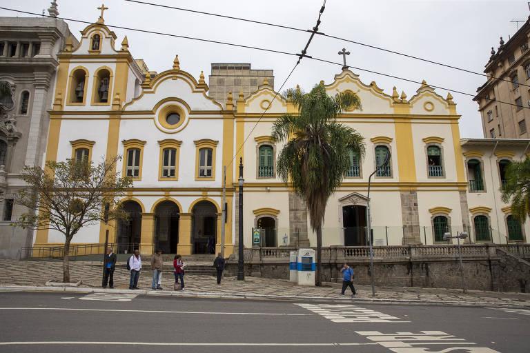 Igrejas do Largo São Francisco