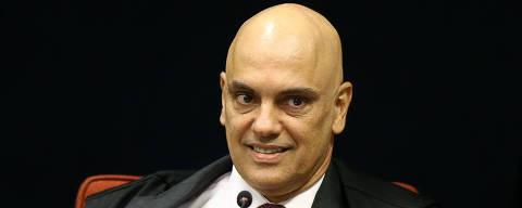 BRASILIA, DF,  BRASIL,  06-08-2019, 16h00: O ministro Alexandre de Moraes, do STF, durante reunião da 1å Turma do STF. (Foto: Pedro Ladeira/Folhapress, PODER)