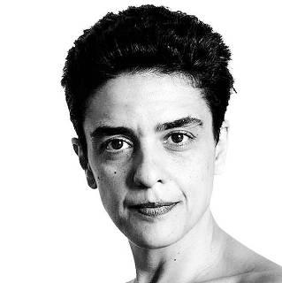 estreia Sylvia Colombo