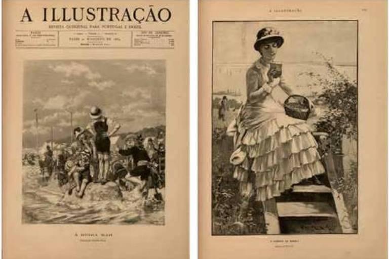 Revista 'A Ilustração'