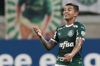 Copa Libertadores - Round of 16 - Second Leg - Palmeiras v Godoy Cruz