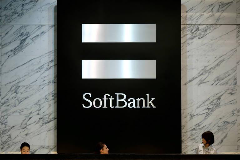 Sede do SoftBank em Tóquio, no Japão