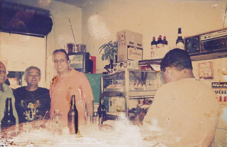 Foto de Pezão, na cidade de Piraí, onde cresceu e iniciou a sua caminhada na política