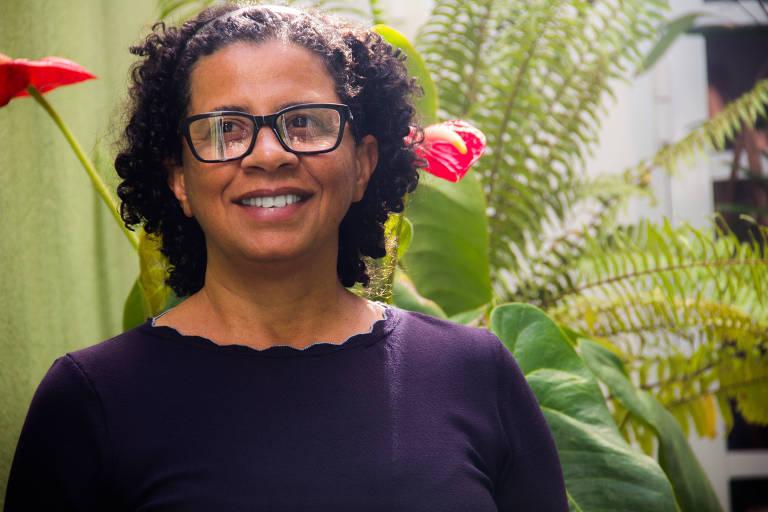 A escritora Marilene Felinto