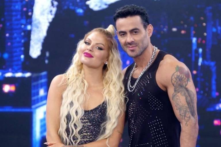 """Luísa Sonza e Léo prontos para dançar funk na 'Dança dos Famosos"""""""