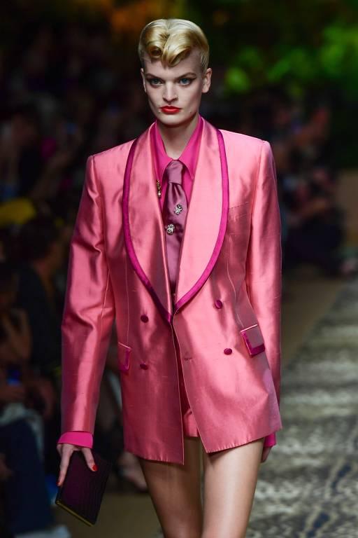 Veja desfile da Dolce & Gabbana em Milão