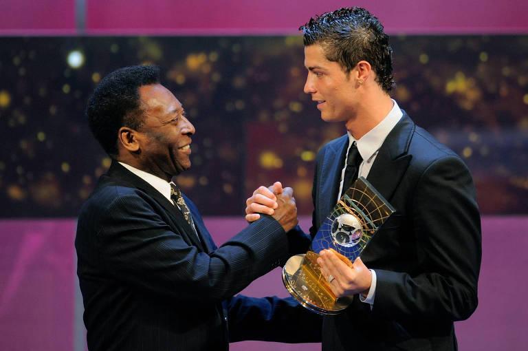 Os prêmios de melhor do mundo de Cristiano Ronaldo