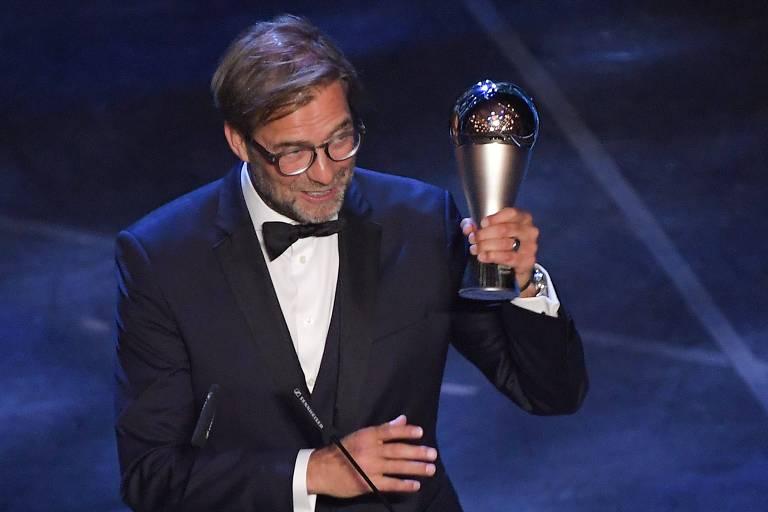 Conheça os vencedores do prêmio The Best, da Fifa