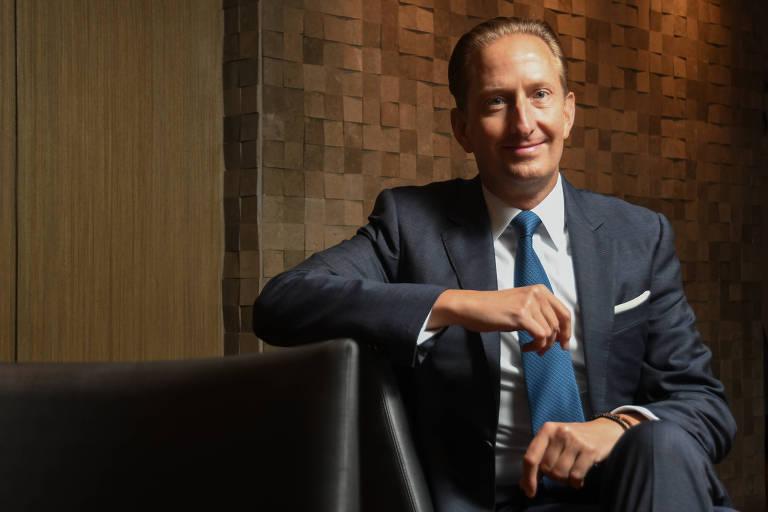 Ewout Steenbergen, vice-presidente executivo e diretor financeiro da S&P Global