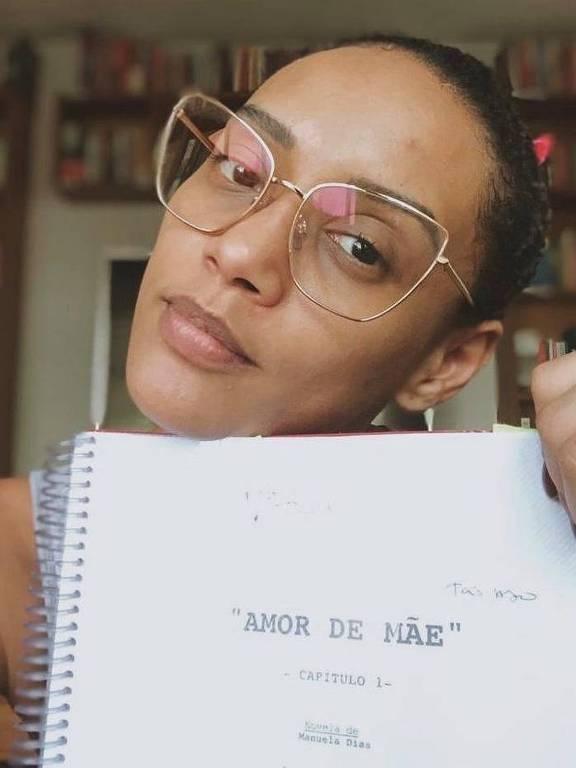 Taís Araújo em Amor de Mãe