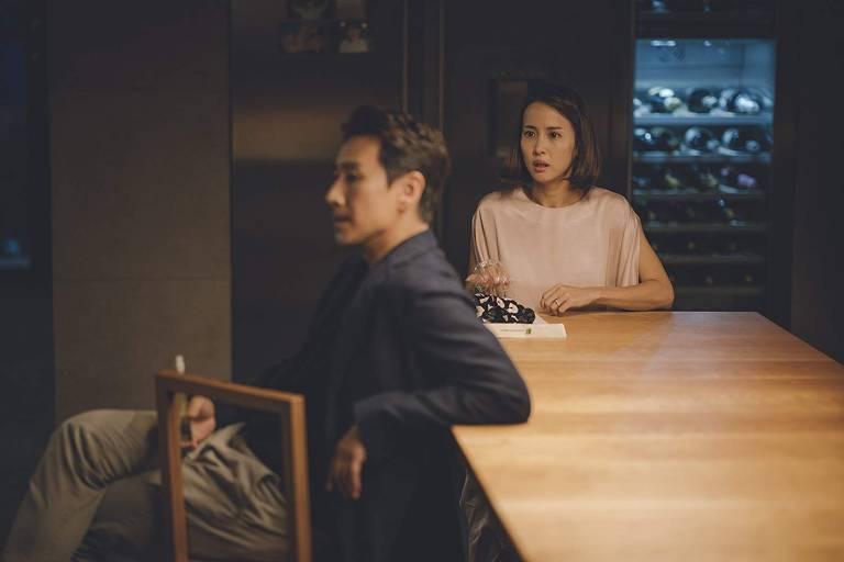 Cenas do filme 'Parasita', do sul-coreano Bong Joon-ho