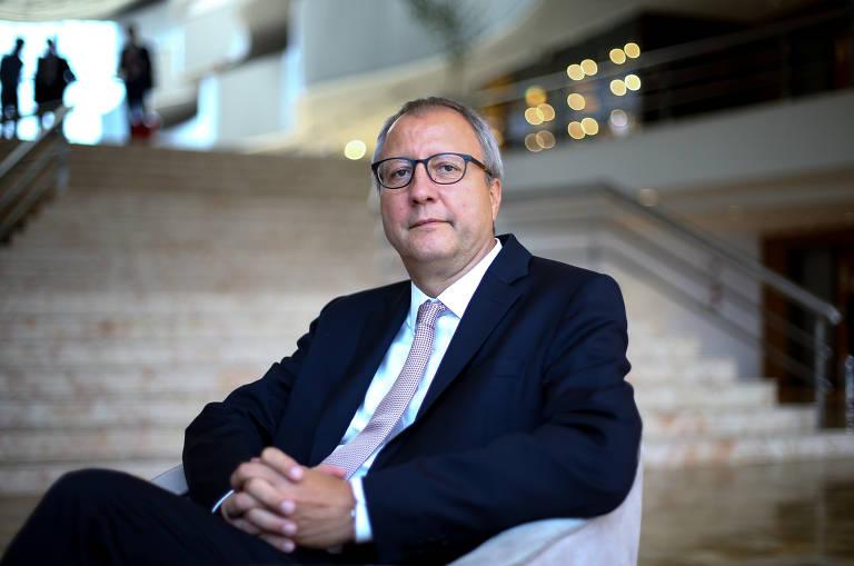 Andreas Vosskuhle, presidente do Tribunal Constitucional Federal da Alemanha