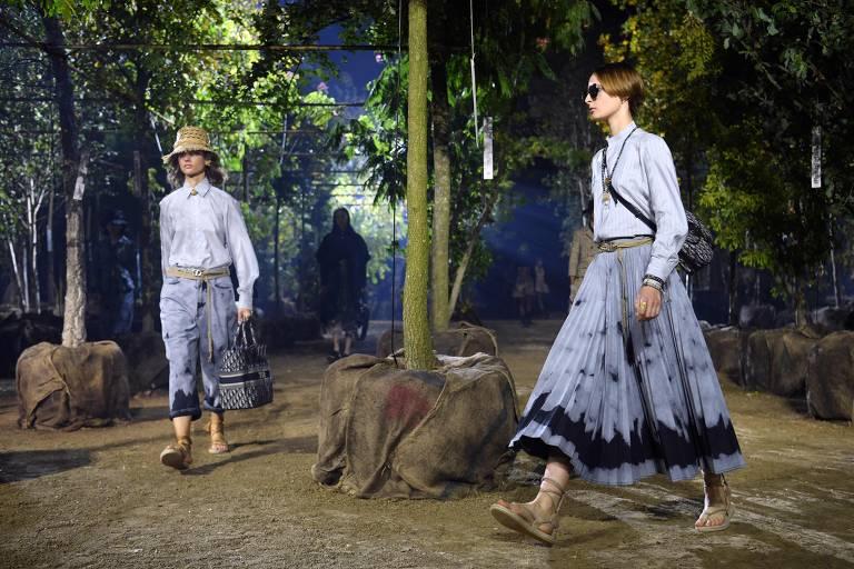Veja imagens da Semana de Moda em Paris