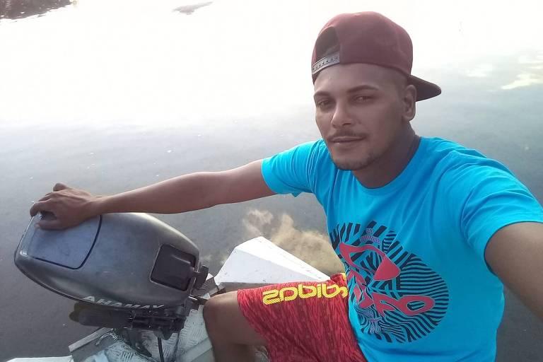 Gleibson Pereira, 28, brasileiro morto por militar na Guiana Francesa