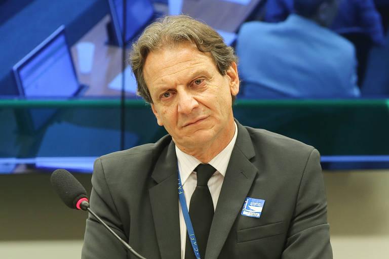 Ricardo Liáo, diretor da UIF (Unidade de Inteligência Financeira), novo nome do Coaf