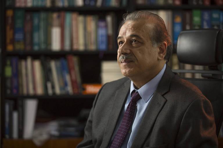 Juiz federal Ali Mazloum, da 7ª Vara Criminal Federal de São Paulo